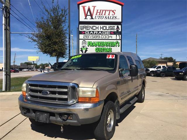 1999 Ford F250 (CC-1294290) for sale in Houston, Texas