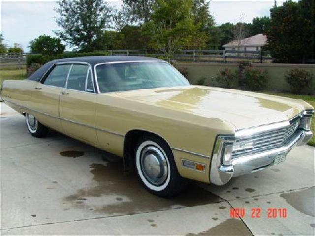 1971 Chrysler Imperial (CC-1294322) for sale in Long Beach, California