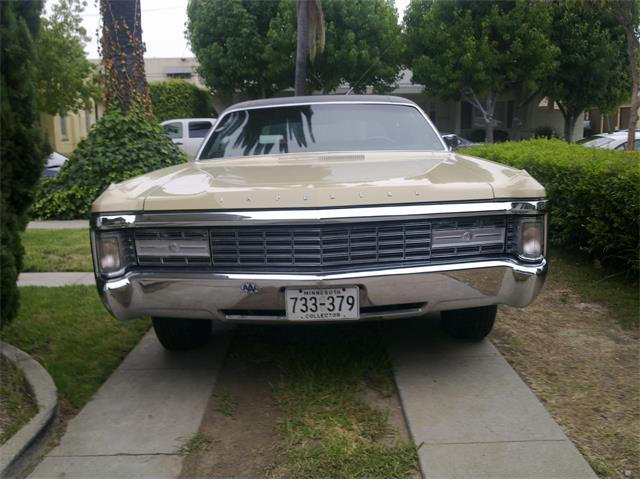 1971 Chrysler Imperial (CC-1294322) for sale in Long Beach, California