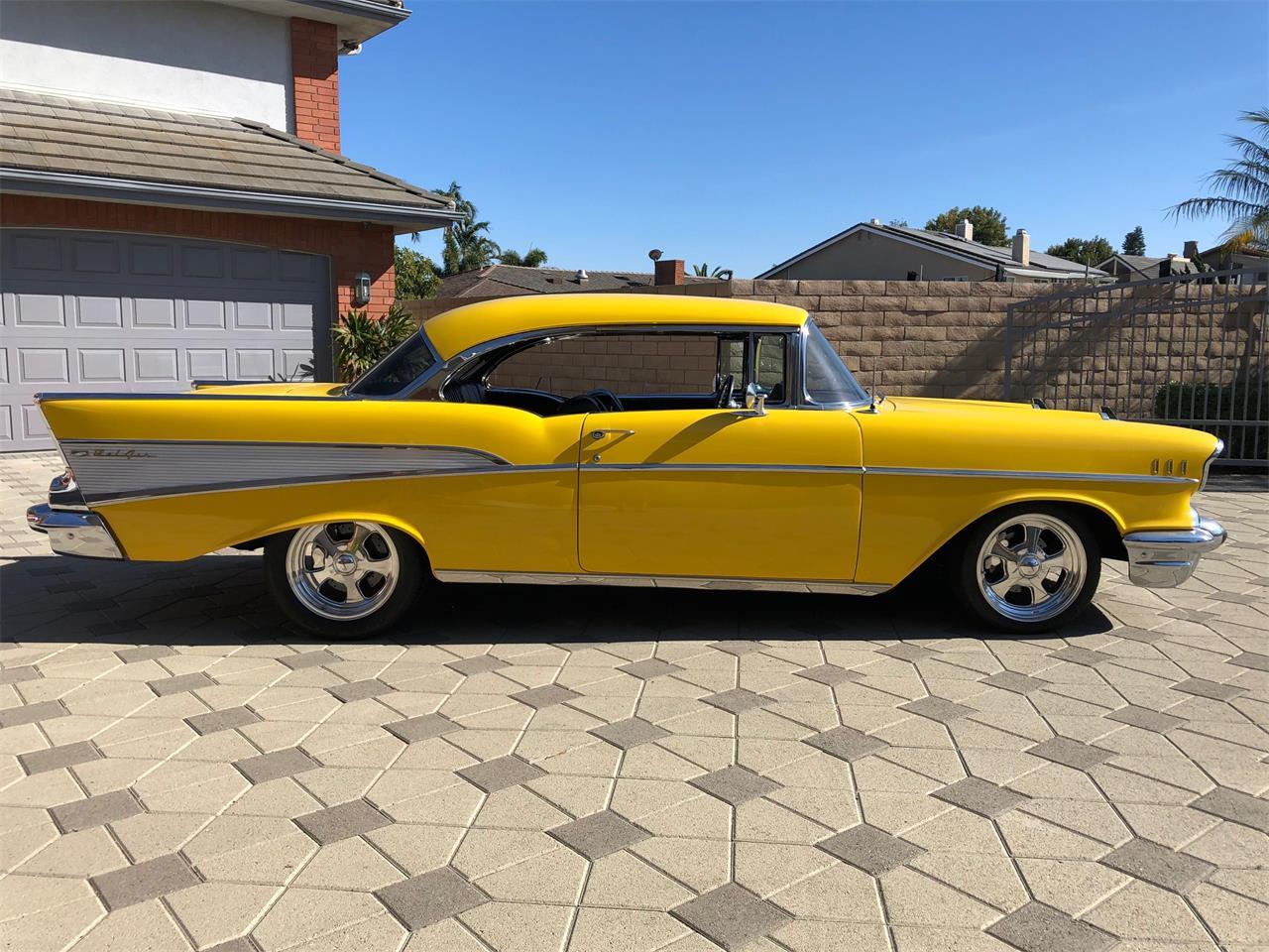 1957 Chevrolet Bel Air (CC-1294328) for sale in Orange, California