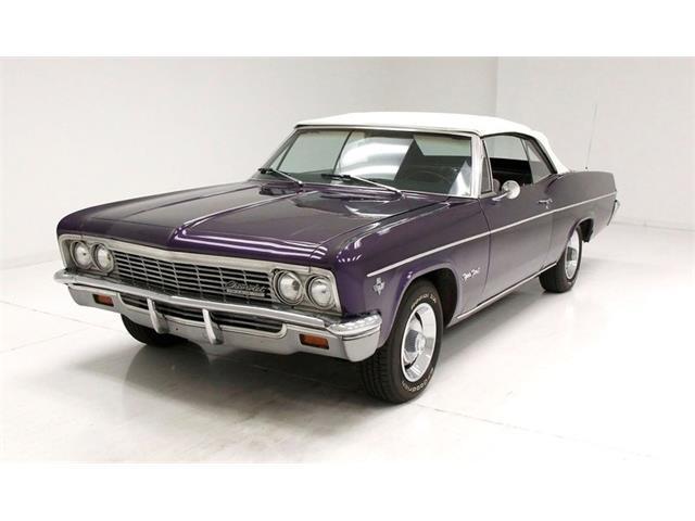 1966 Chevrolet Impala (CC-1294333) for sale in Morgantown, Pennsylvania