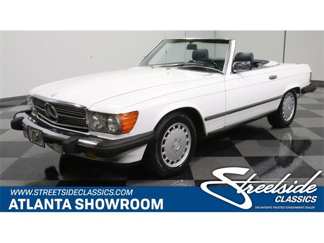 1988 Mercedes-Benz 560SL (CC-1294336) for sale in Lithia Springs, Georgia