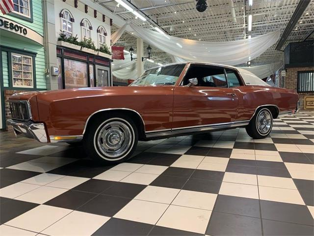 1971 Chevrolet Monte Carlo (CC-1294351) for sale in Annandale, Minnesota