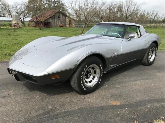 1978 Chevrolet Corvette (CC-1294366) for sale in Fredericksburg, Texas