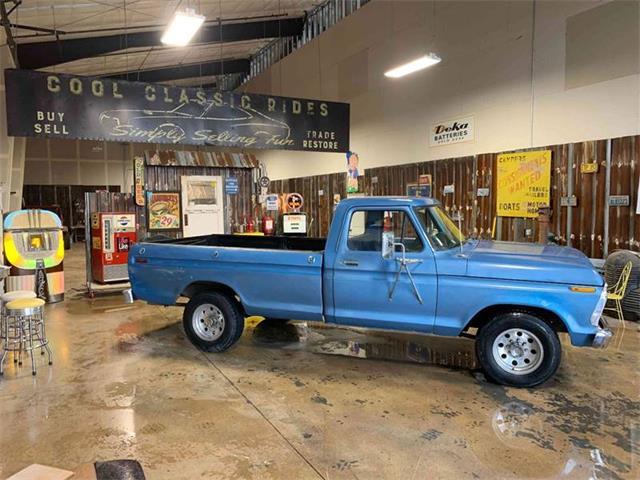 1973 Ford F250 (CC-1294368) for sale in Redmond, Oregon