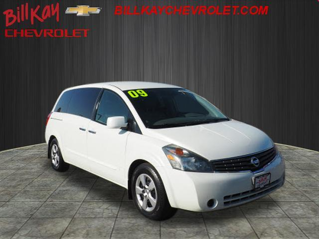 2009 Nissan Quest (CC-1294375) for sale in Downers Grove, Illinois
