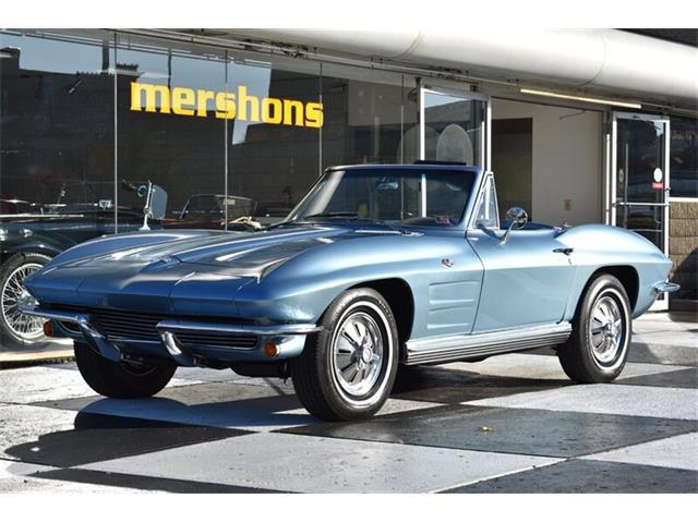 1964 Chevrolet Corvette (CC-1294376) for sale in Springfield, Ohio