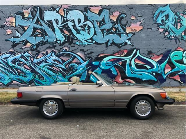 1989 Mercedes-Benz 560 (CC-1294388) for sale in Los Angeles, California