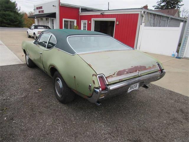 1969 Oldsmobile Cutlass (CC-1294399) for sale in Ashland, Ohio