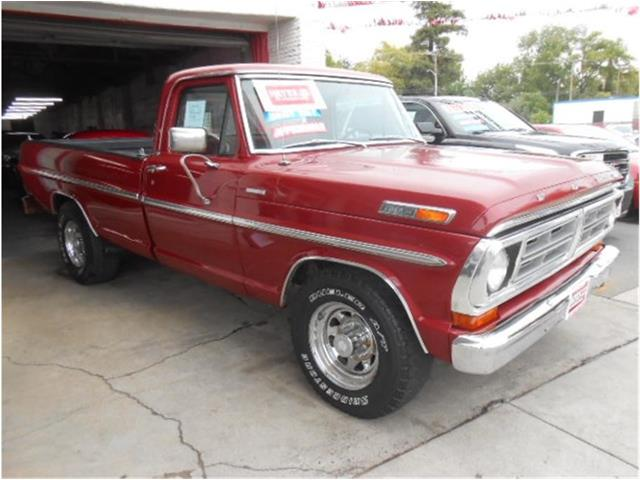 1972 Ford F250 (CC-1294400) for sale in Roseville, California
