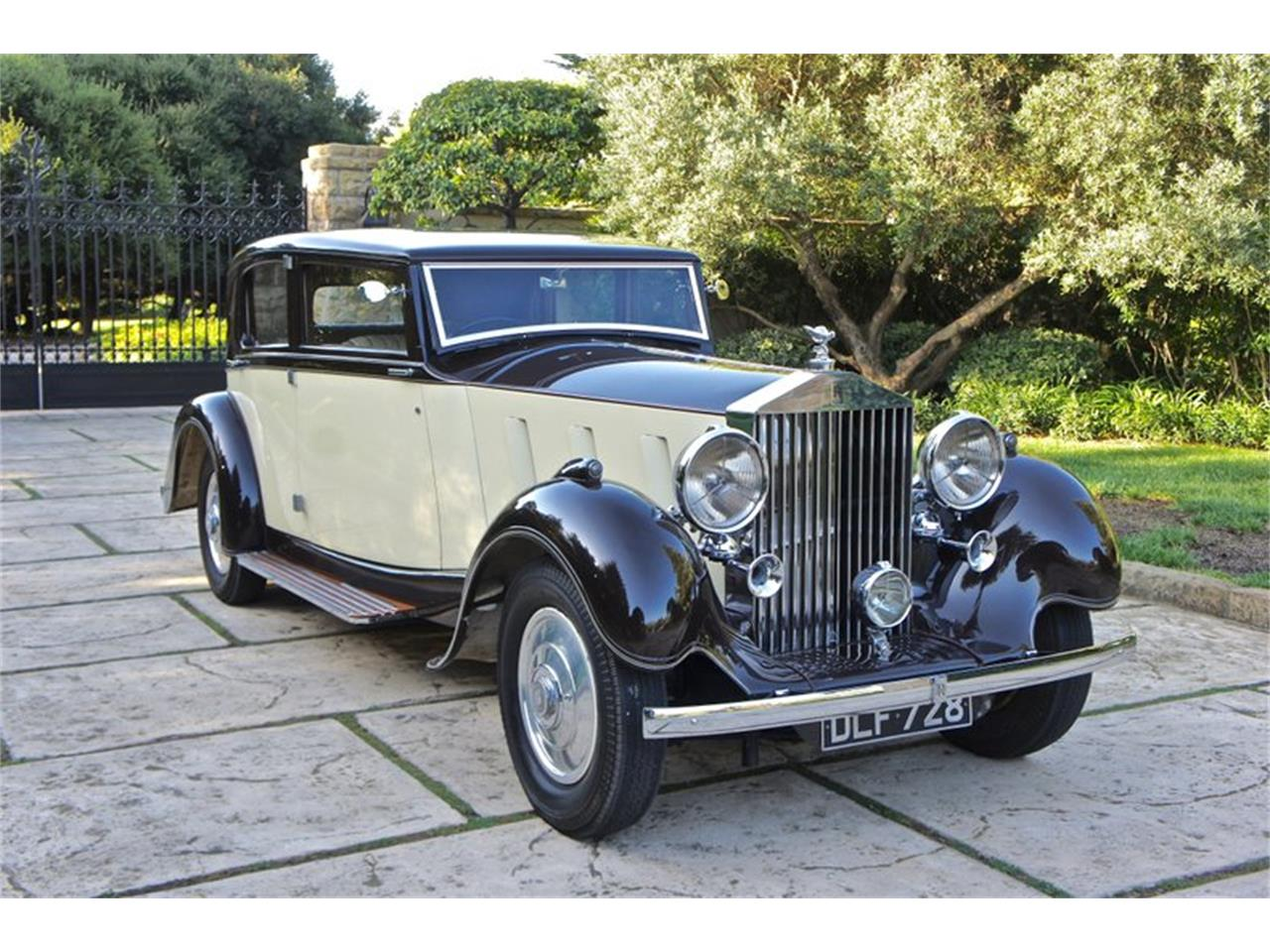 1936 Rolls-Royce Phantom (CC-1294402) for sale in Santa Barbara, California