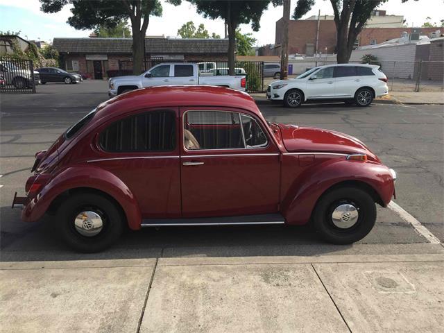 1971 Volkswagen Beetle (CC-1294421) for sale in Lodi, California