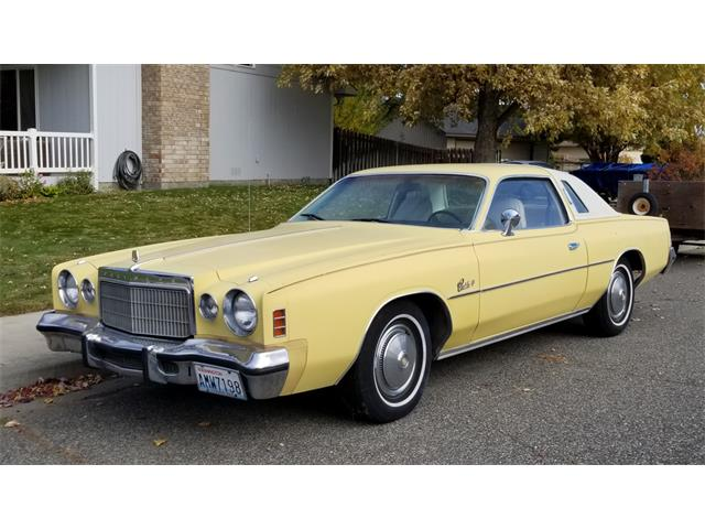 1975 Chrysler Cordoba (CC-1294424) for sale in Kennewick, Washington