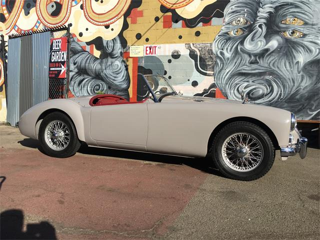 1962 MG MGA 1500 (CC-1294427) for sale in Oakland, California
