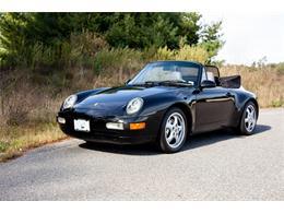 1997 Porsche 911 Carrera 4S Cabriolet (CC-1294429) for sale in KINGSTON, Massachusetts