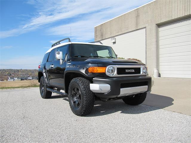 2007 Toyota FJ Cruiser (CC-1294430) for sale in Omaha, Nebraska