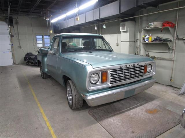 1977 Dodge D100 (CC-1294432) for sale in Waterbury, Connecticut