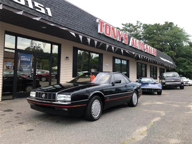 1992 Cadillac Allante (CC-1294449) for sale in Waterbury, Connecticut