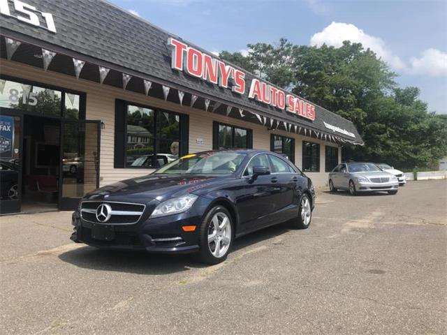 2013 Mercedes-Benz CLS-Class (CC-1294450) for sale in Waterbury, Connecticut