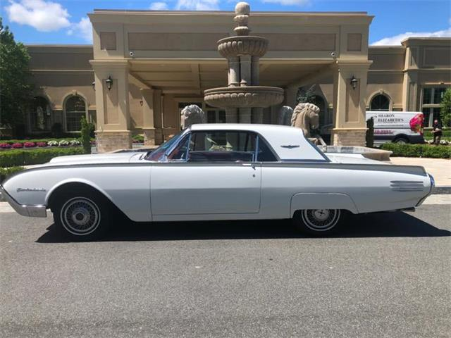 1961 Ford Thunderbird (CC-1294452) for sale in Waterbury, Connecticut