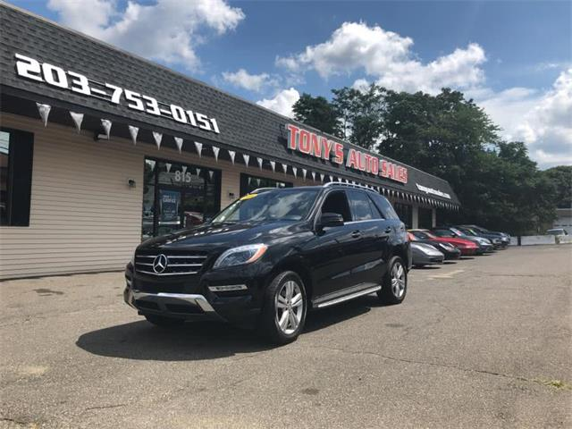 2014 Mercedes-Benz M-Class (CC-1294470) for sale in Waterbury, Connecticut