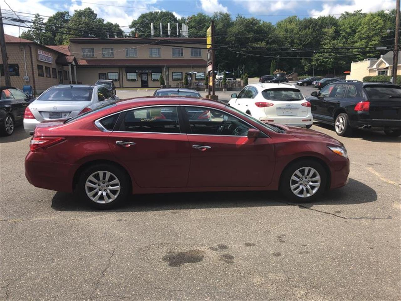 2016 Nissan Altima (CC-1294474) for sale in Waterbury, Connecticut
