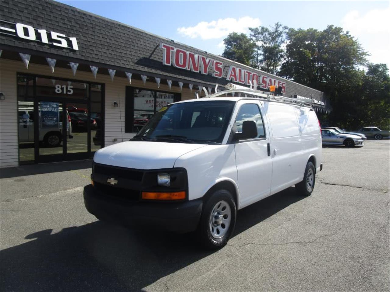2009 Chevrolet Express (CC-1294484) for sale in Waterbury, Connecticut