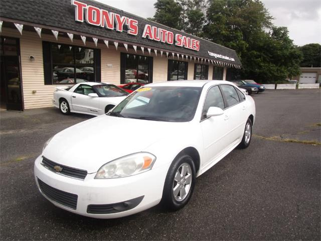 2011 Chevrolet Impala (CC-1294498) for sale in Waterbury, Connecticut