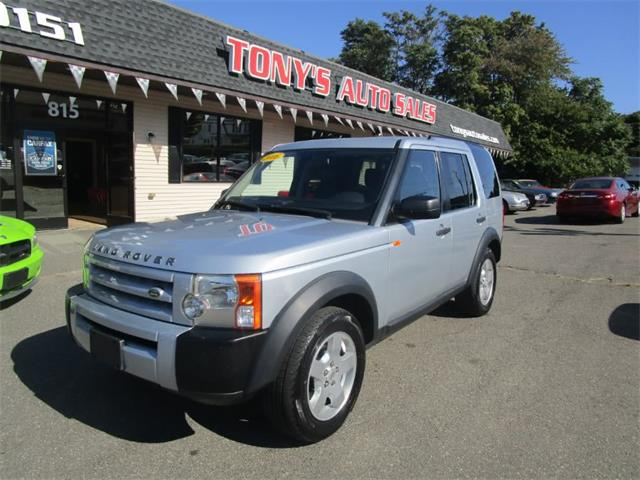 2006 Land Rover LR3 (CC-1294503) for sale in Waterbury, Connecticut