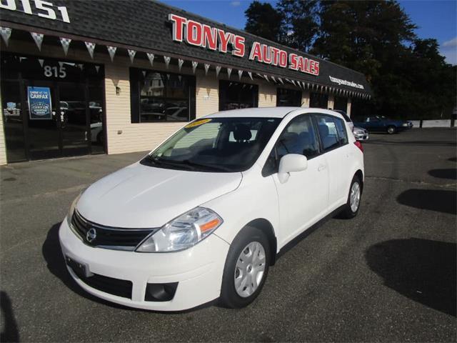 2012 Nissan Versa (CC-1294505) for sale in Waterbury, Connecticut