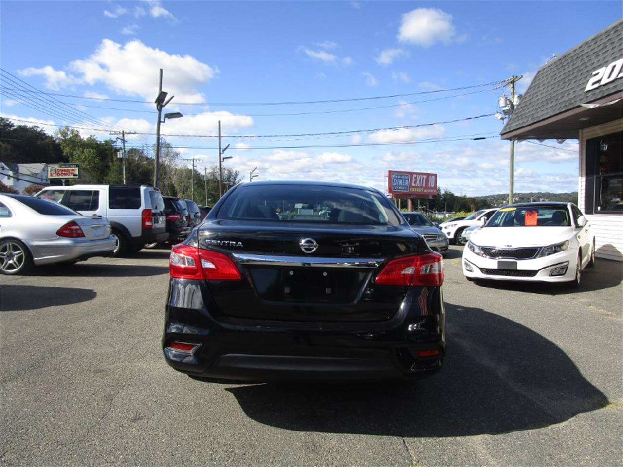 2016 Nissan Sentra (CC-1294509) for sale in Waterbury, Connecticut