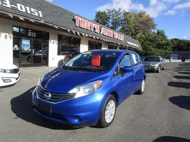 2015 Nissan Versa (CC-1294511) for sale in Waterbury, Connecticut