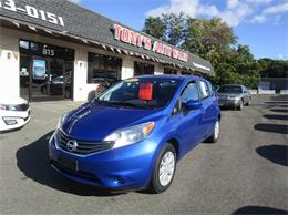 2015 Nissan Versa (CC-1294511) for sale in Waterbury, Connecticut