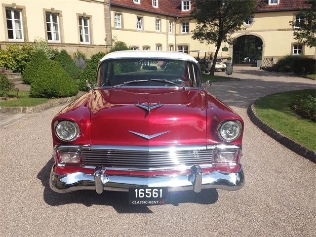 1956 Chevrolet Bel Air (CC-1294533) for sale in DIPPACH, DIPPACH