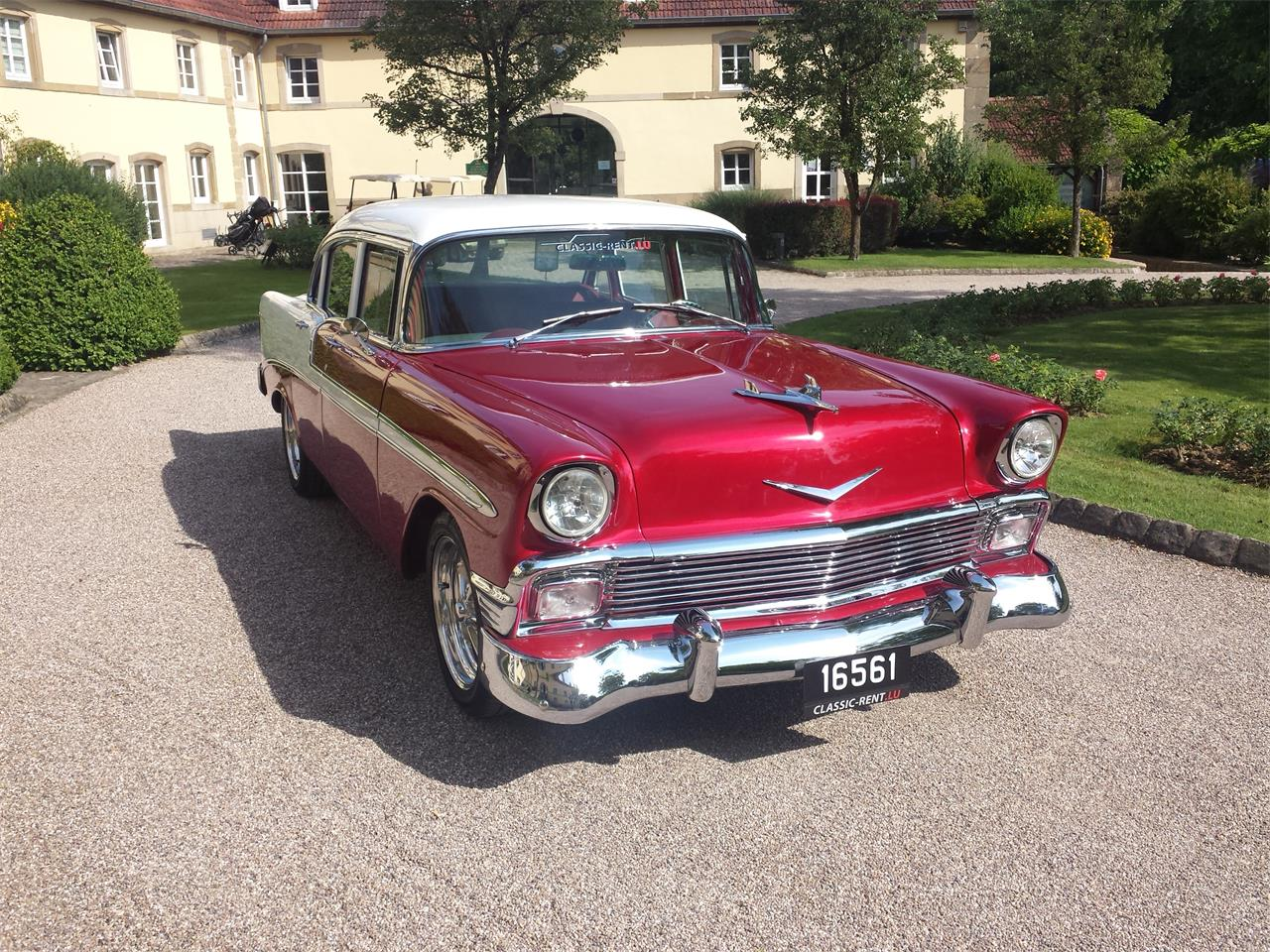 1956 Chevrolet Bel Air (CC-1294533) for sale in DIPPACH, DIPPACH