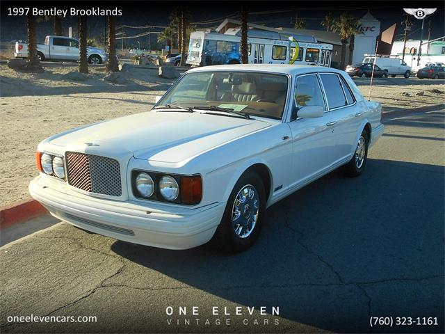 1997 Bentley Brooklands (CC-1294541) for sale in Palm Springs, California