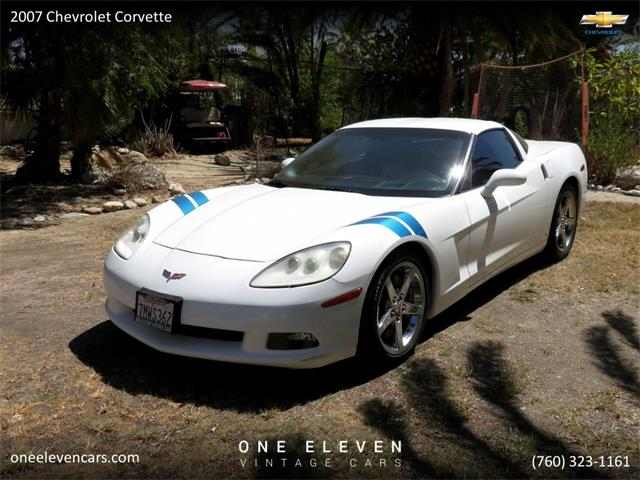 2007 Chevrolet Corvette (CC-1294626) for sale in Palm Springs, California