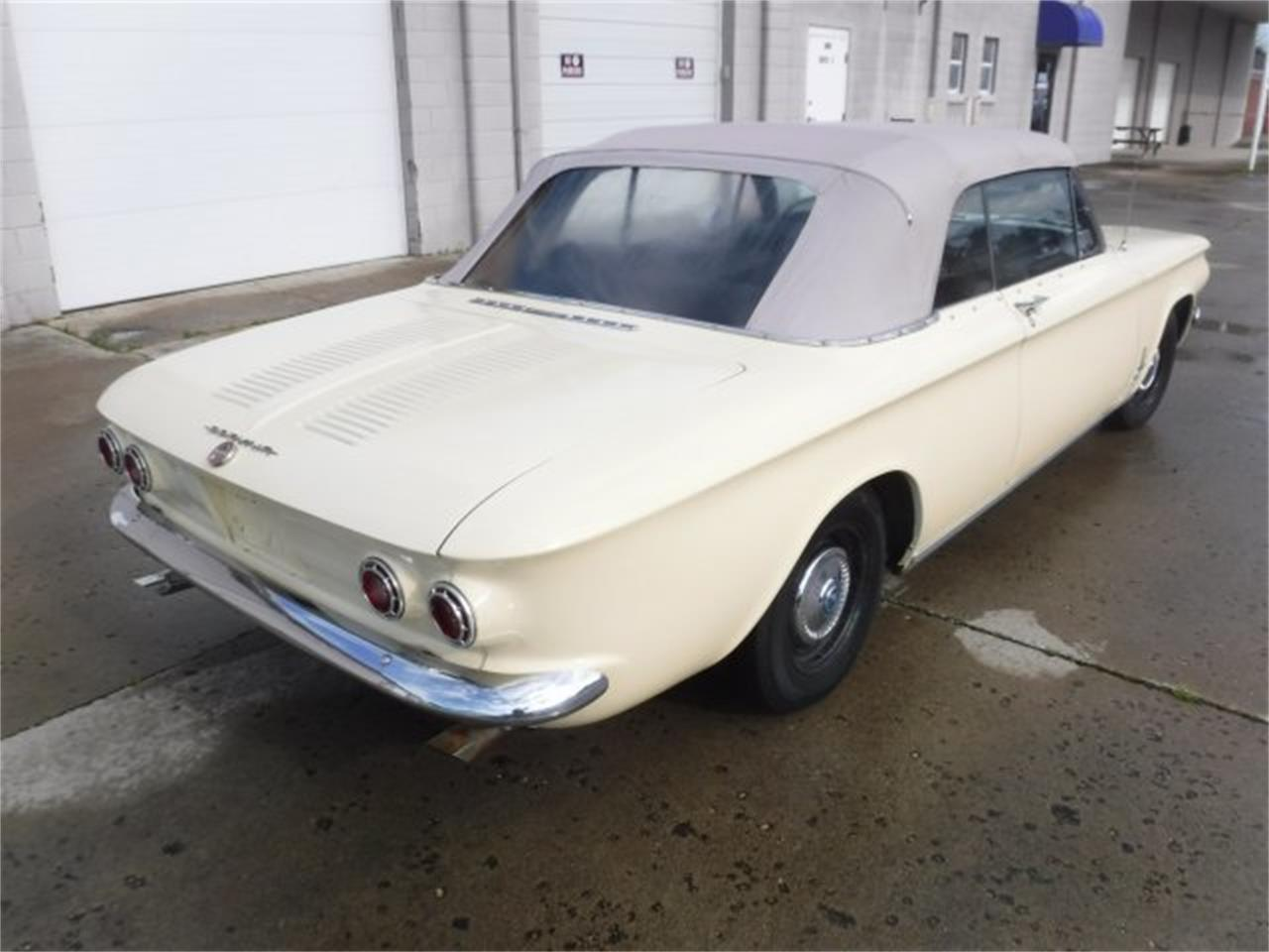1962 Chevrolet Corvair (CC-1294635) for sale in Milford, Ohio