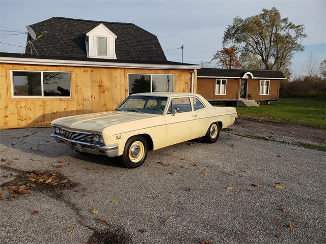 1966 Chevrolet Bel Air (CC-1294639) for sale in Windsor, Ontario