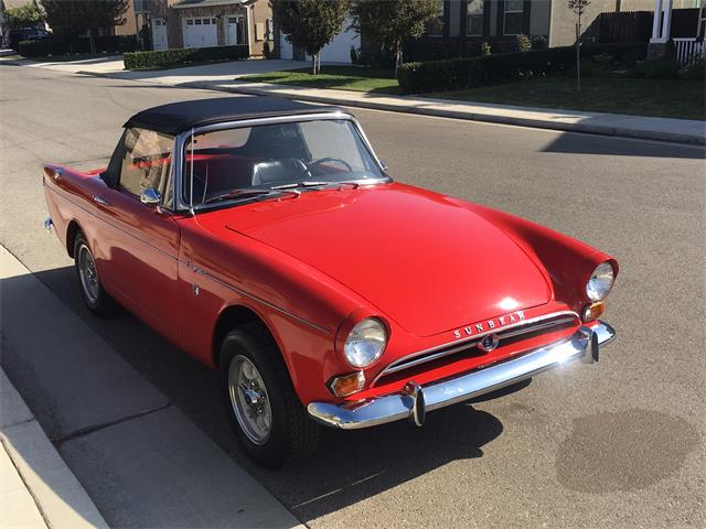 1964 Sunbeam Tiger (CC-1294640) for sale in Astoria, New York