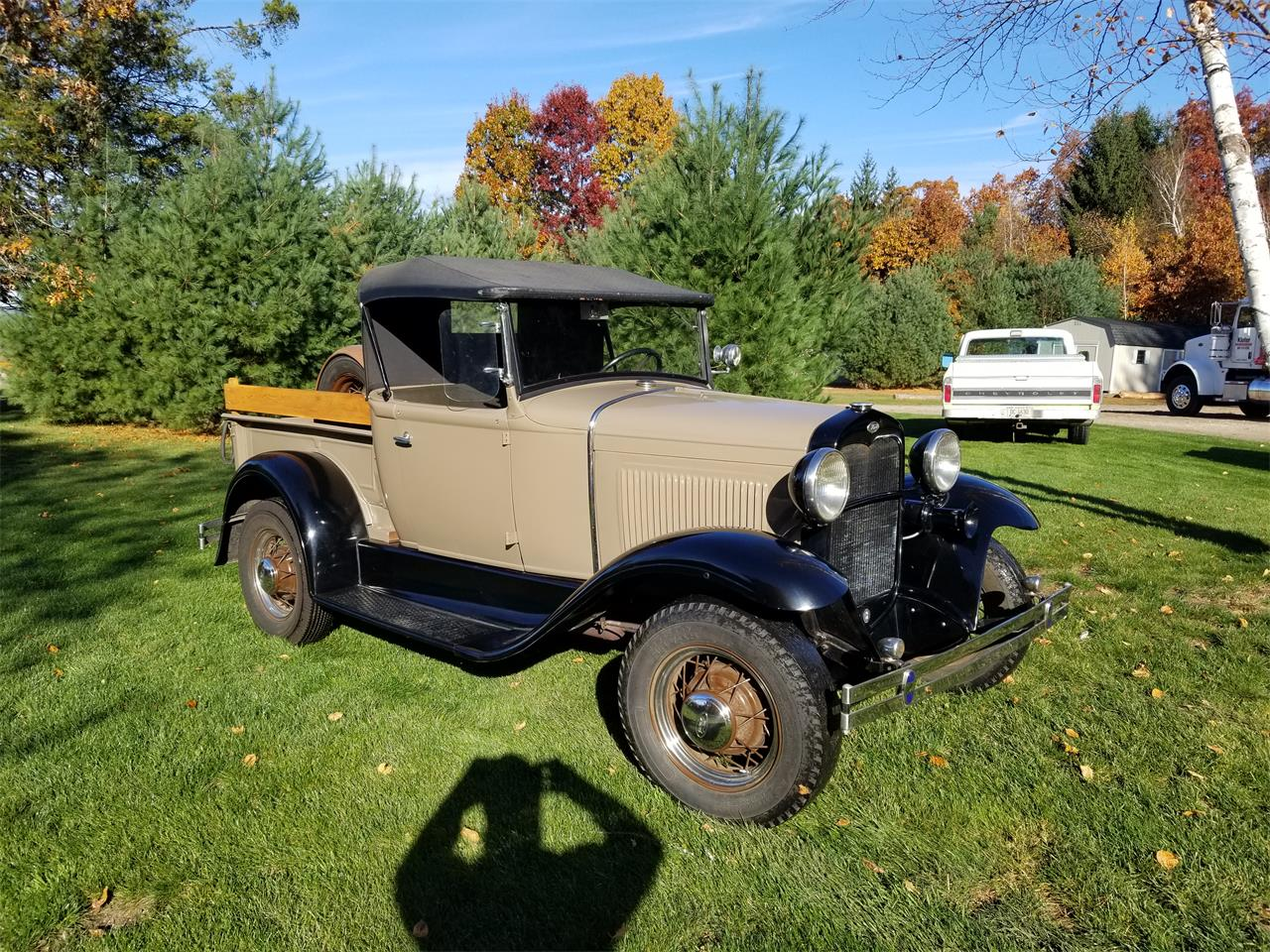 1931 Ford Model A (CC-1294641) for sale in Ellington, Connecticut