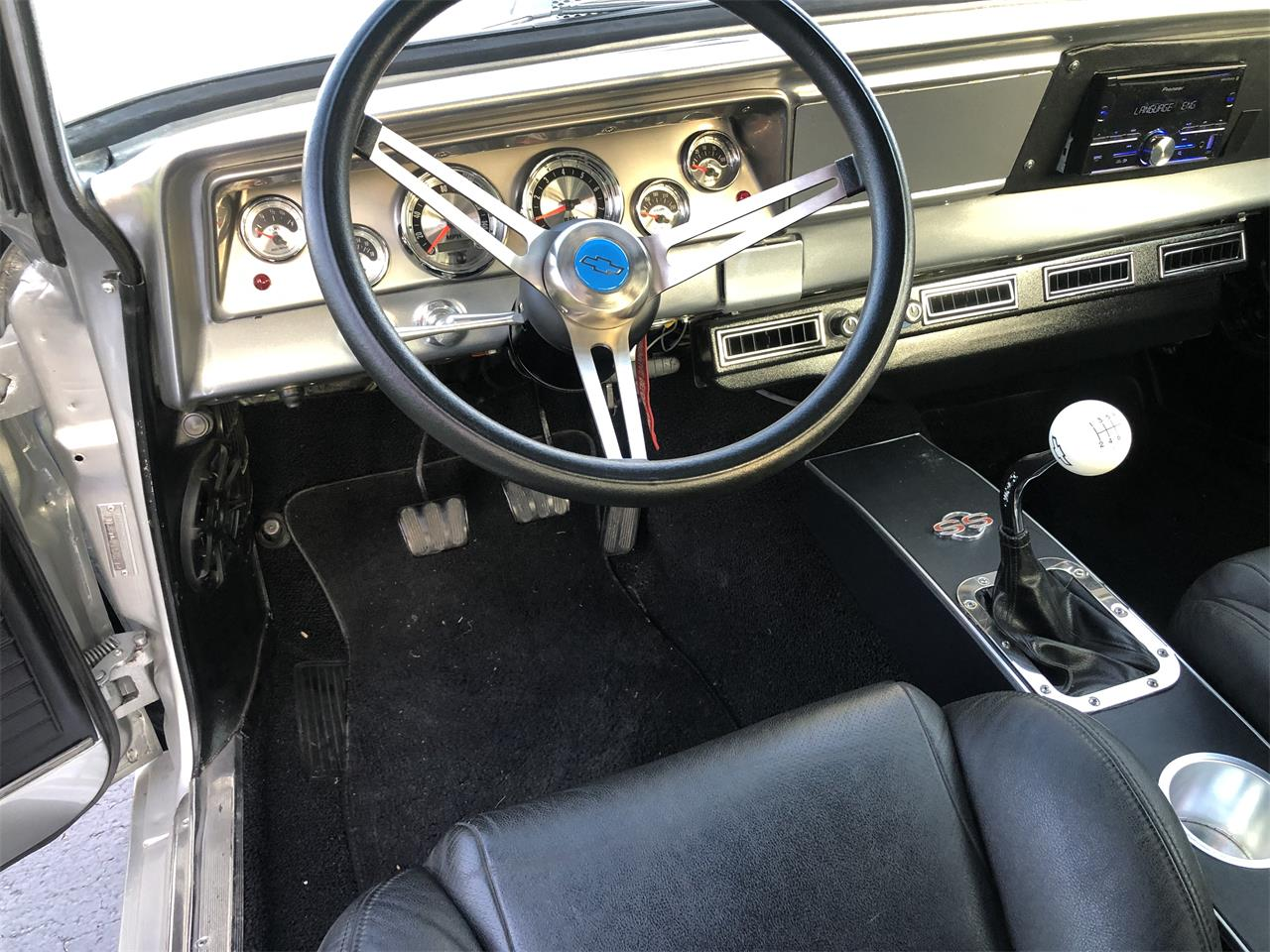 1966 Chevrolet Chevy II Nova SS (CC-1294645) for sale in Waterloo, Alabama