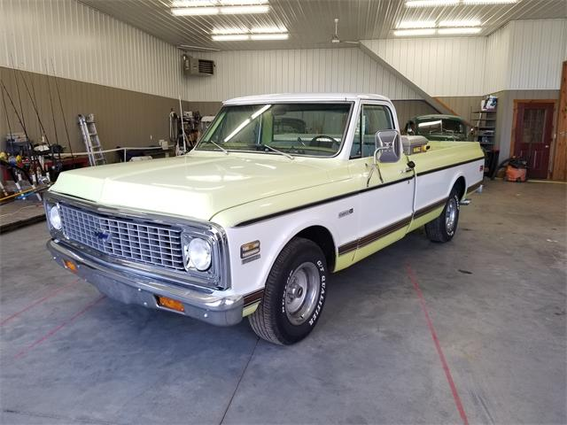1972 Chevrolet Cheyenne (CC-1294647) for sale in Ellington, Connecticut