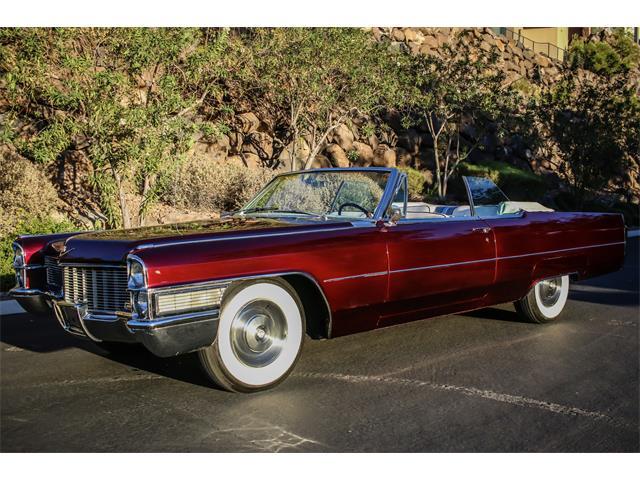 1965 Cadillac DeVille (CC-1294655) for sale in Las Vegas, Nevada