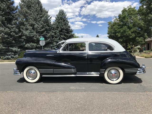 1947 Pontiac Torpedo (CC-1294657) for sale in Arvada, Colorado