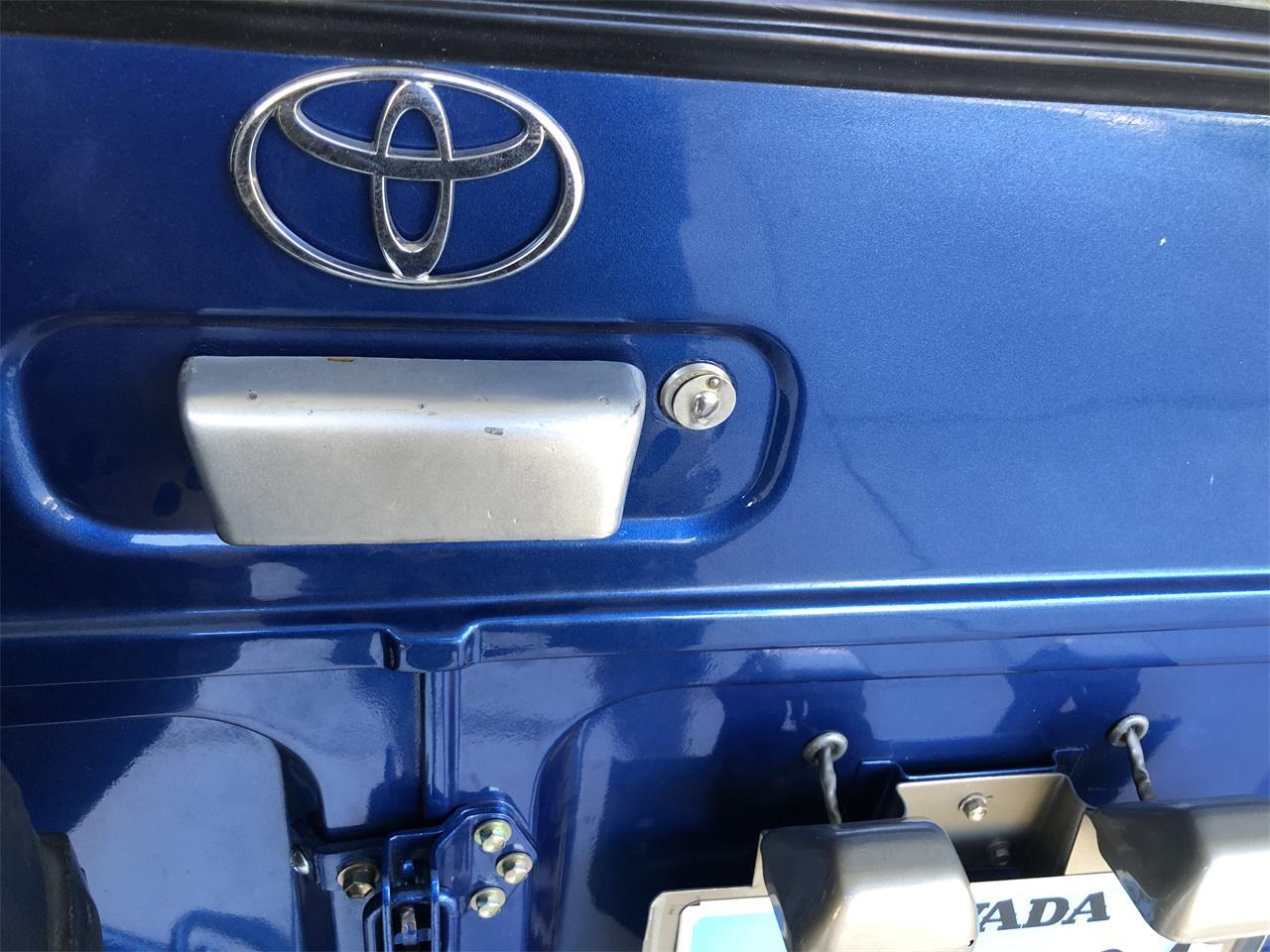 1985 Toyota Land Cruiser FJ (CC-1294660) for sale in El Dorado Hills, California