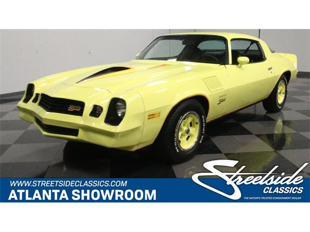 1978 Chevrolet Camaro (CC-1294666) for sale in Lithia Springs, Georgia