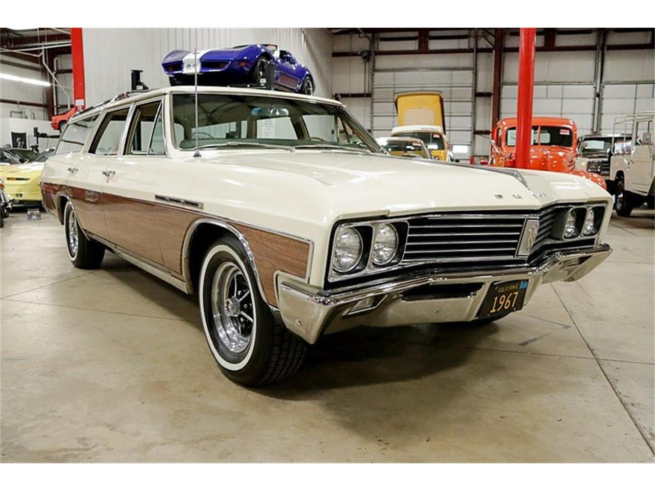 1967 Buick Sport Wagon (CC-1294668) for sale in Kentwood, Michigan
