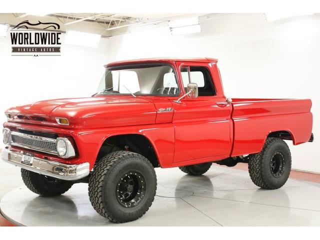 1962 Chevrolet Truck (CC-1294679) for sale in Denver , Colorado