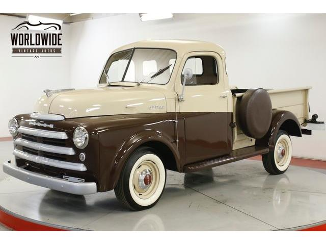 1948 Dodge Pickup (CC-1294685) for sale in Denver , Colorado